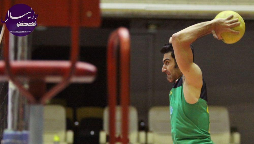 گزارش تصویری از آخرین تمرین تیم ملی والیبال ایران پیش از سفر به روسیه !