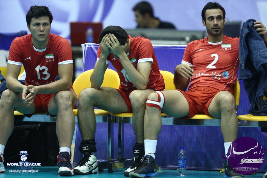 مهدی مهدوی: والیبال در شرایط سخت خوب نتیجه میگیرد!