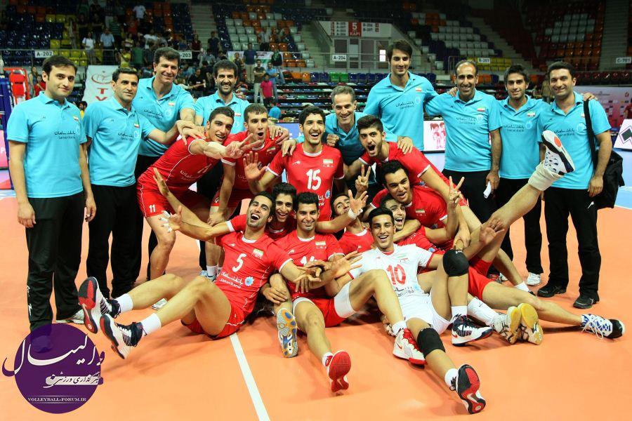 مکزیک هم حریف جوانان والیبال ایران نشد+حواشی !