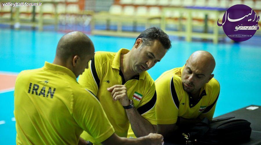 پیمان اکبری : تنها هدفمان آماده کردن بازیکنان خوب برای آینده تیم ملی است !