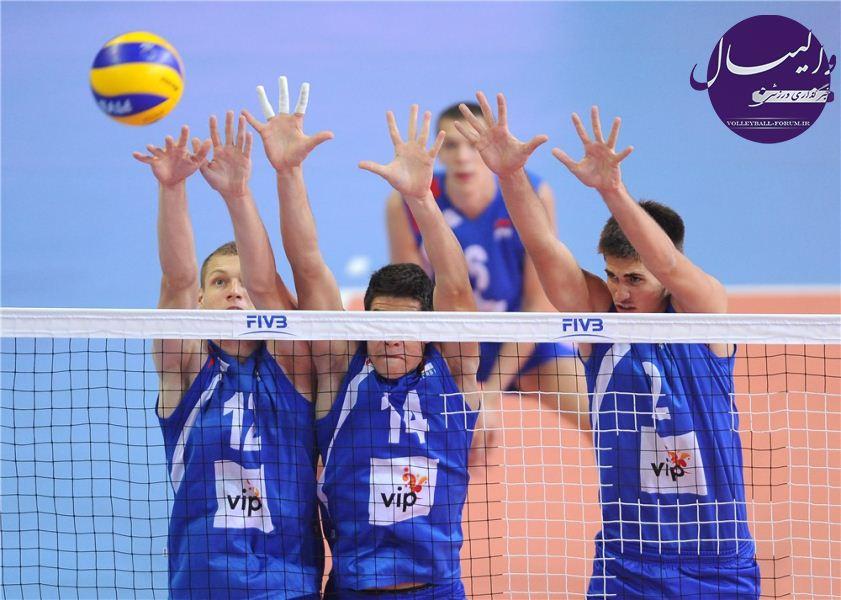برترینهای مسابقات جهانی تا پایان روز هفتم !