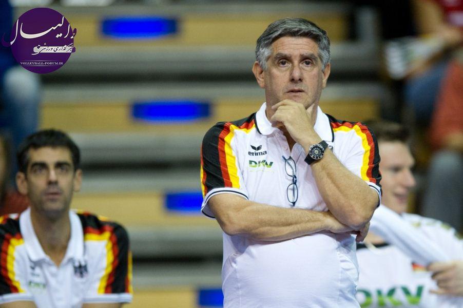 تیم ملی والیبال بار دیگر در دست آرژانتینی ها