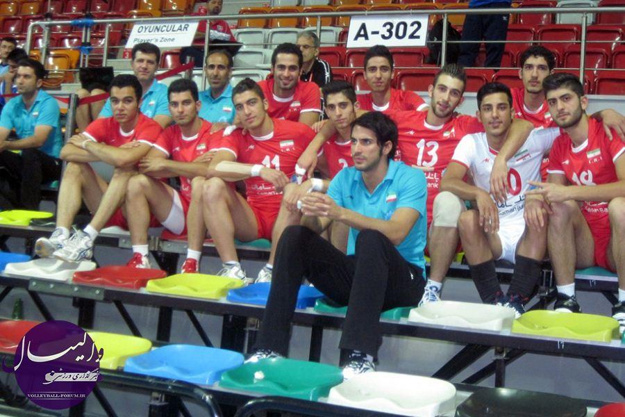 رده بندی مسابقات تا پایان مرحله مقدماتی/ ایران و صربستان صدرنشینان مقتدر !