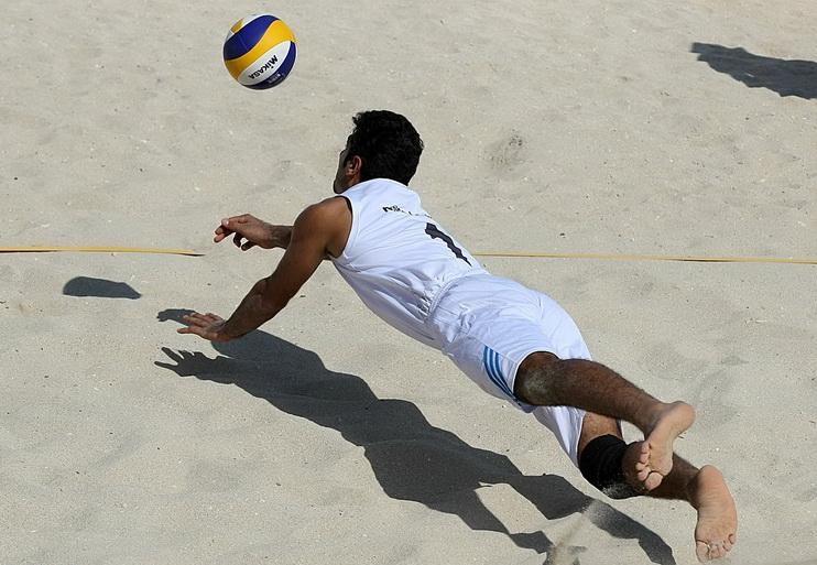 عزیز خانی :امسال مسابقات والیبال ساحلی آسیا و اقیانوسیه برگزار نمی شود!