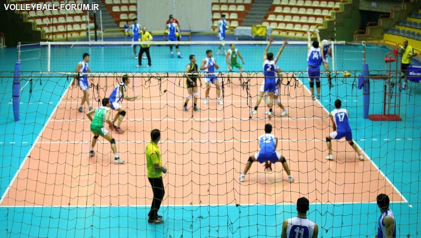 17 بازیکن در تمرینات تیم ملی زیر 23 سال والیبال ایران