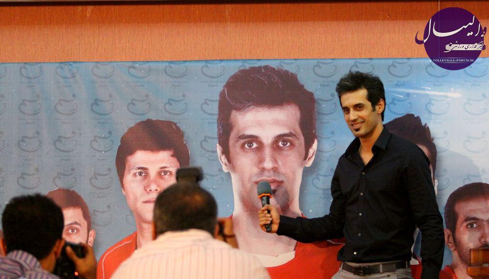 سعید معروف :وزیر ورزش جدید، والیبال را ویژه ببیند !