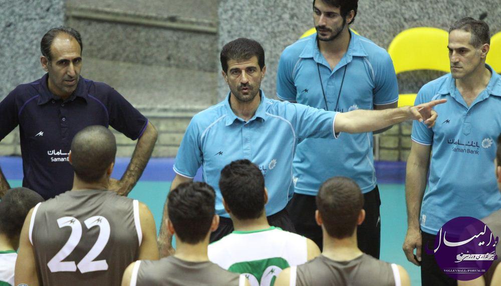 شمارش معکوس برای جوانان والیبال ایران/نفرزاده: نياز مبرم به بازي تداركاتي داريم !!
