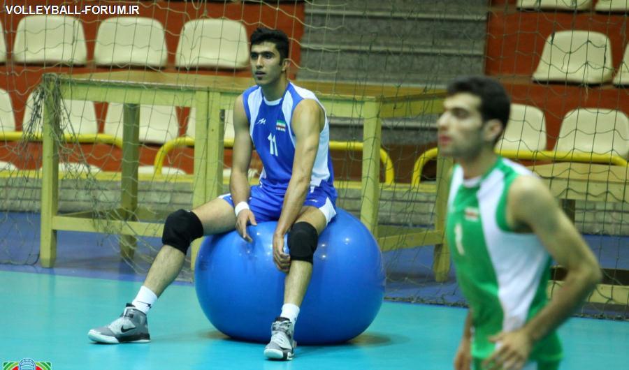 گزارش تصویری از اولین روز تمرین تیم ملی زیر 23 سال ایران در سال 1392 !