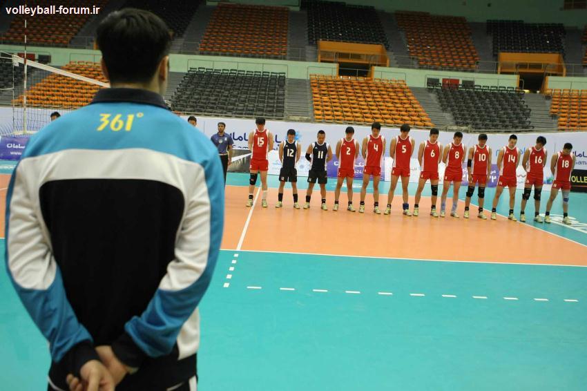 گزارش تصویری از مسابقه لیونینگ چین - بشریه لبنان/جام باشگاه های والیبال آسیا 2013 !