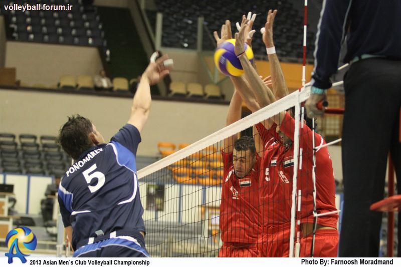 عراق دومین پیروز روز نخست رقابت ها !