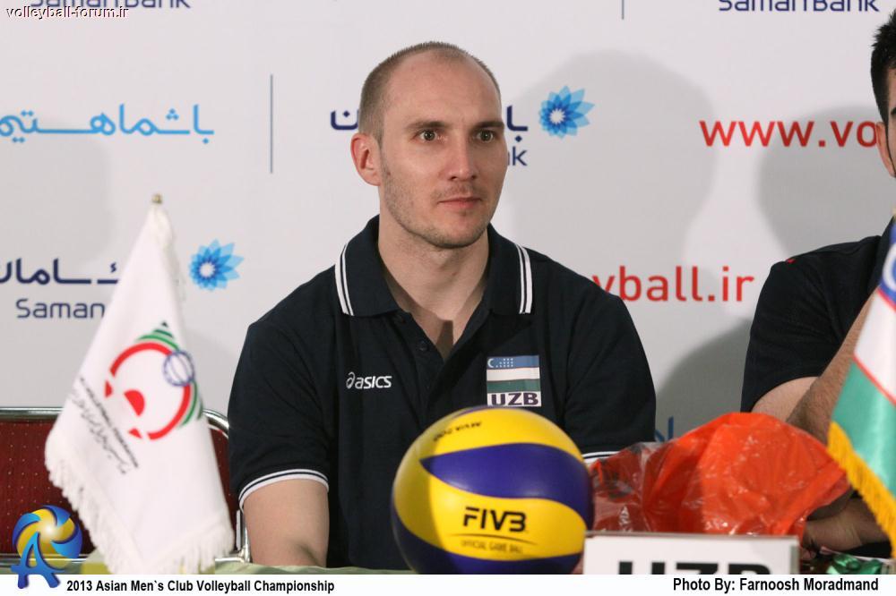 مصاحبه سرمربیان دو تیم منتخب ازبکستان و گاز عراق بعد از بازی !