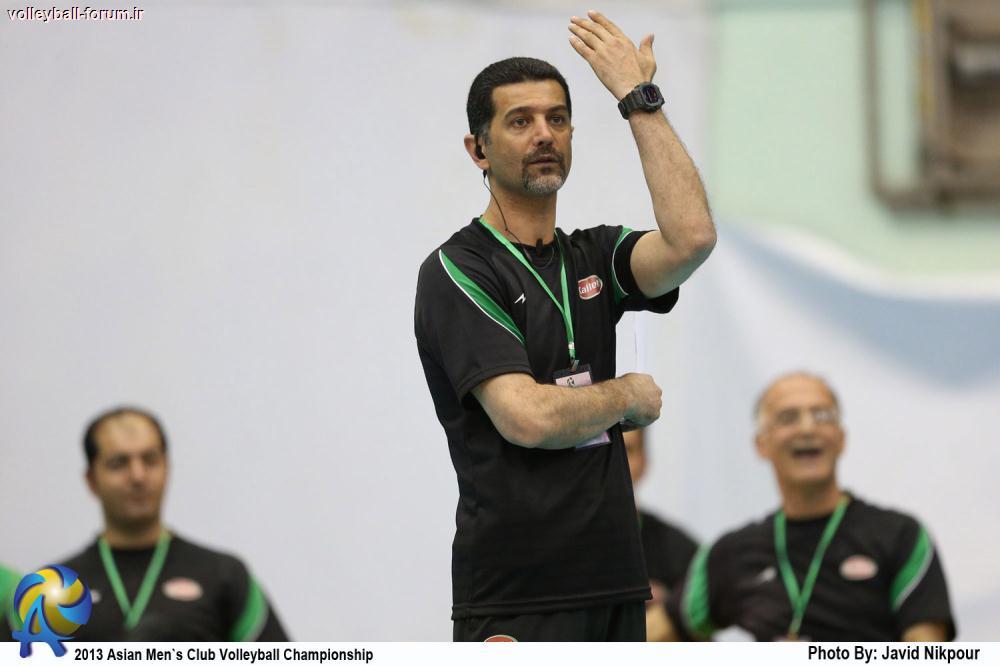 کنفرانس خبری سرمربیان دو تیم کاله ایران و الریان قطر !