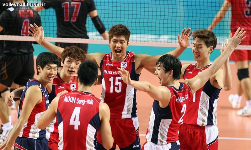 کره جنوبی در نخستین گام بر ژاپن غلبه کرد !