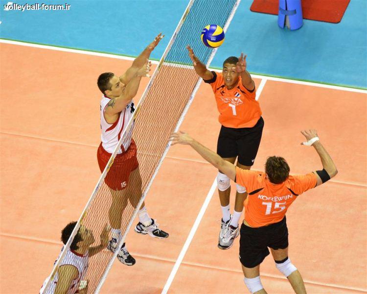 هلند در دومین بازی کانادا را در حیرت فرو برد !