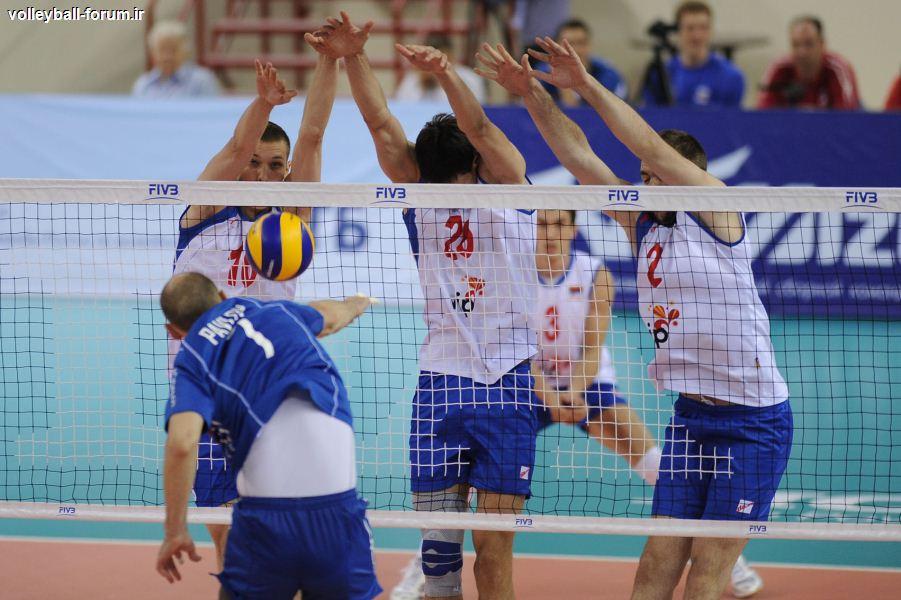آشنایی با حریفان ایران در لیگ جهانی والیبال/صربستان؛ همیشه مدعی، اما در حسرت قهرمانی!