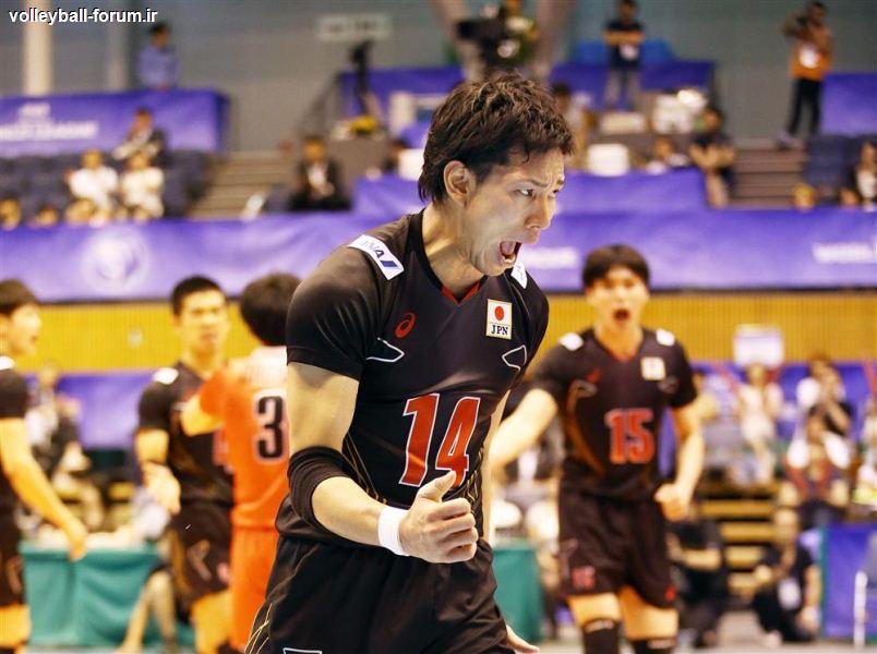 ژاپن در دومین دیدار نیز بر فنلاند غلبه کرد +جدول رده بندی گروه c لیگ جهانی !