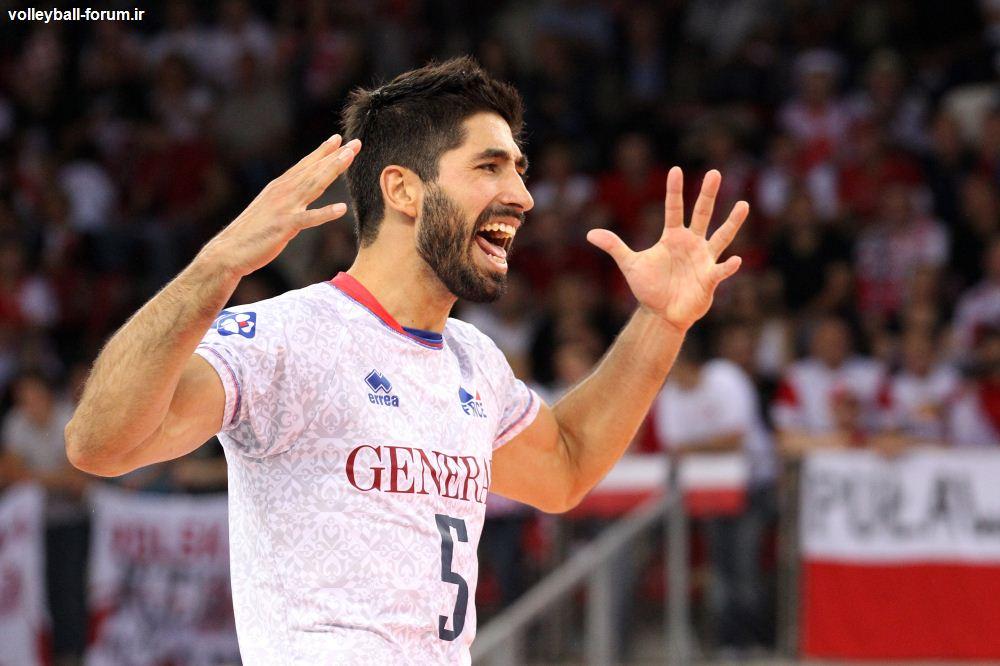 فرانسه قهرمان لیگ جهانی والیبال را شکست داد+جدول رده بندی گروه A لیگ جهانی !