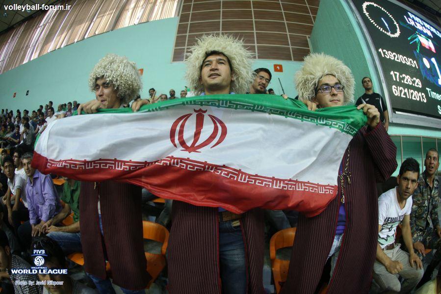 رده بندی جدید FIVB اعلام شد/ایران در مکان دوازدهم جهان !