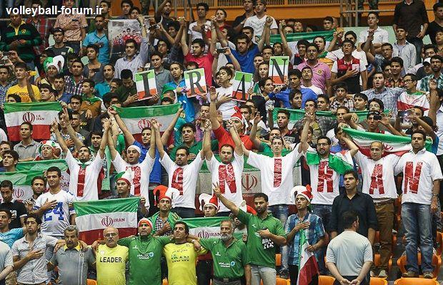 شکست ایران برابر صربستان در دو ست اول/ تجربه عامل برتری قهرمان اروپا