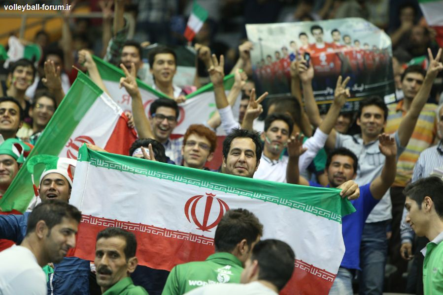 گزارش ست به ست بازی تیم ملی والیبال ایران و صربستان/صرب ها برنده این ماراتن/دشت اولین امتیاز ایران !