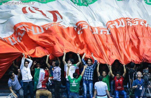 گزارش ست به ست دیدار دوم تیم ملی والیبال ایران و صربستان/  ایران ست نخست را از صربستان گرفت !