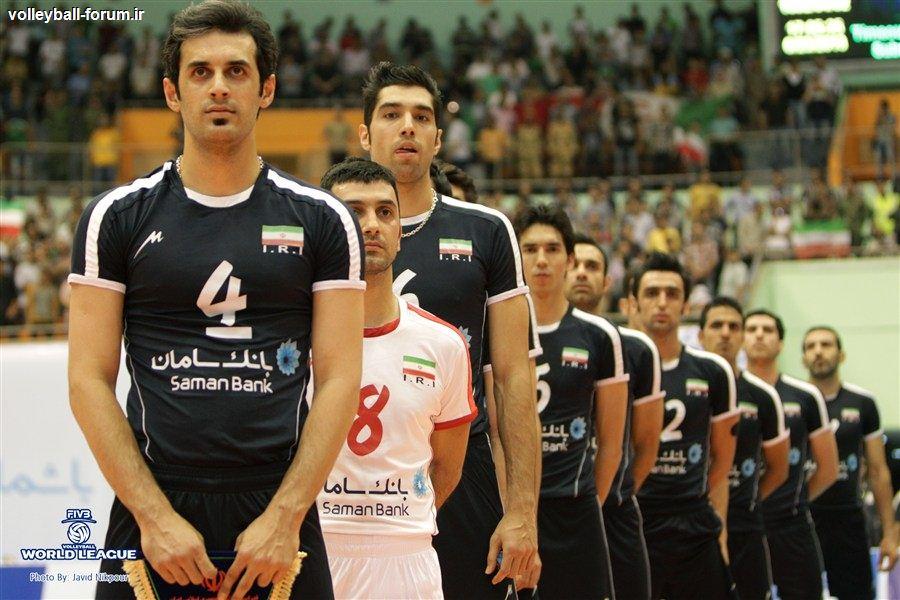 میکس زون بازی دوم تیم ملی والیبال ایران و صربستان !