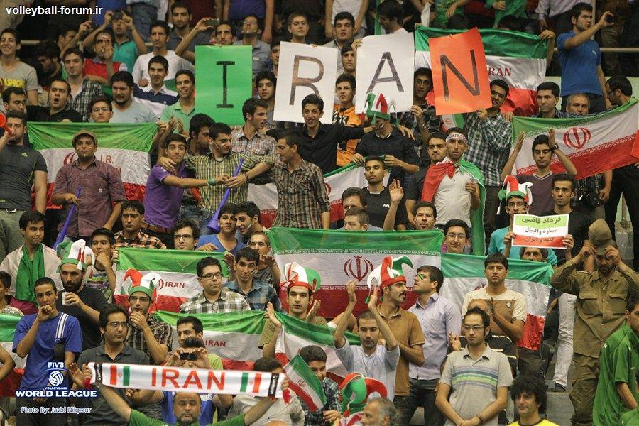 آمار و نتایج جزئی دیدار تیم ملی والیبال ایران و آلمان/امیر غفور امتیاز آورترین ،غلامی بهترین مدافع !