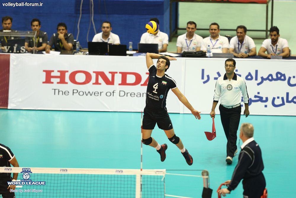 حاشیههایی دیدار دوم ایران و صربستان در لیگ جهانی والیبال/رستگاری برای والیبال ایران !