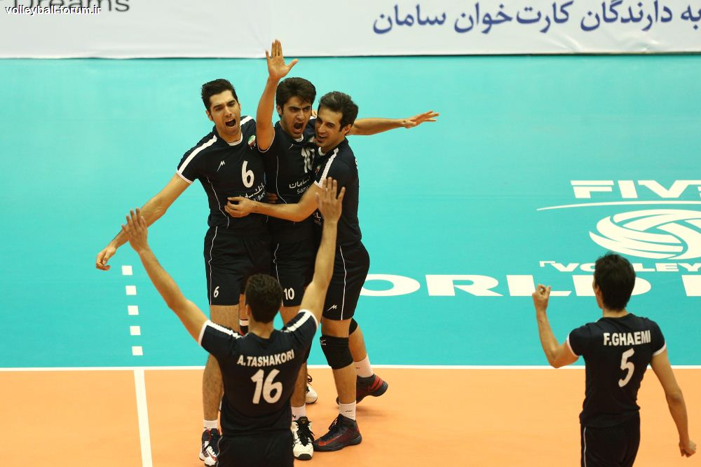 گزارش ست به ست دیدار دوم تیم ملی والیبال ایران و صربستان/ایران در ست چهارم به پیروزی امیدوار شد
