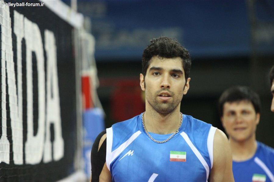 محمد موسوی : اگر سرویس خوب بزنیم، پیروز می شویم !