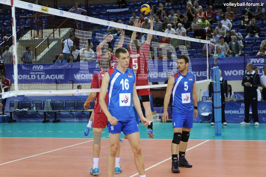 روسیه صربستان را در هم کوبید !