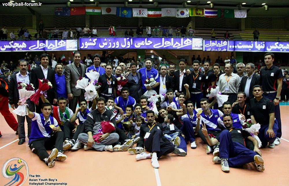 پرافتخارترین تیم نوجوانان آسیا در اندیشه تکرار قهرمانی جهان !