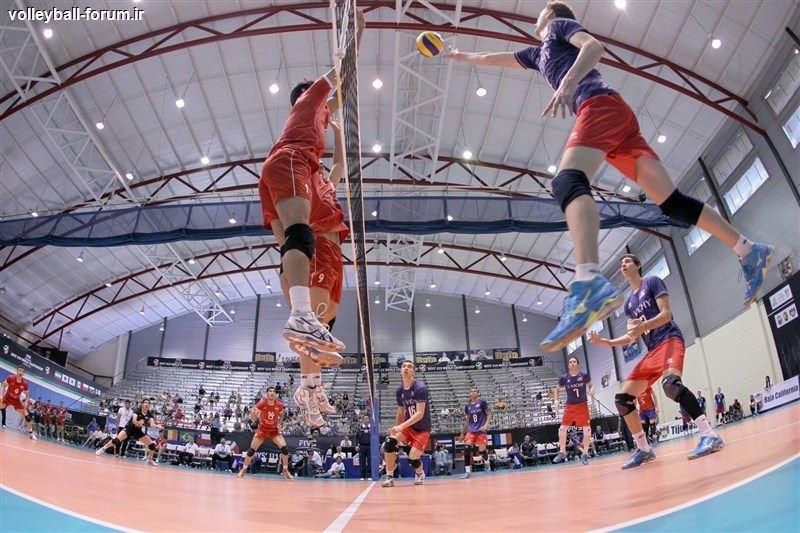 والیبال نوجوانان جهان؛ نیم نگاهی به جدول گروه سوم