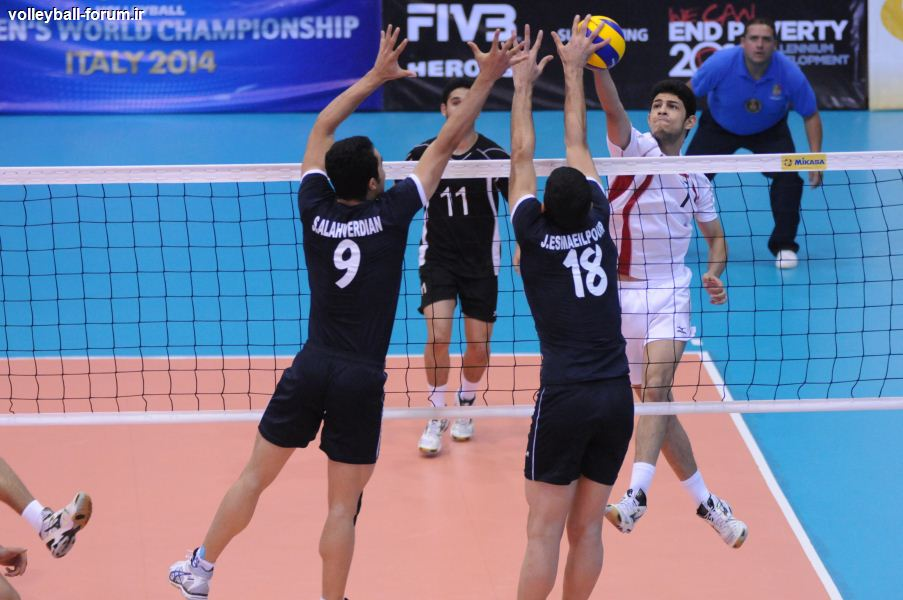 ایران - آرژانتین ،جدال برای حضور در بین چهار تیم برتر جهان !