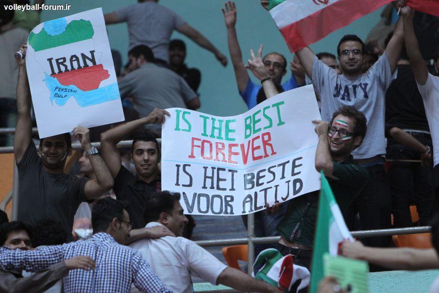 گزارش ست به ست دیدار دوم تیم ملی والیبال ایران و آلمان/ایران در مقابل آلمان تسلیم شد!