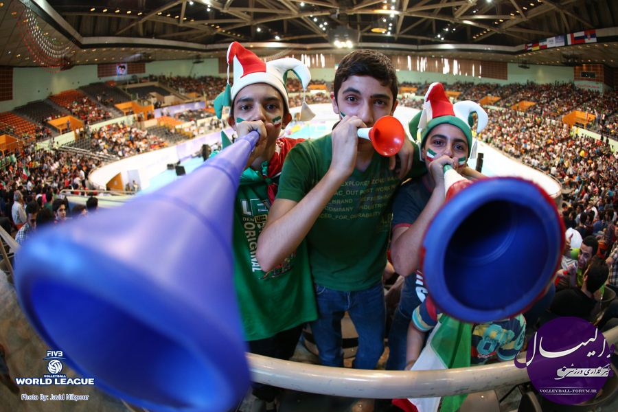 مهرداد مهران پور: والیبال ایران سالهاست که از آسیا عبور کرده !