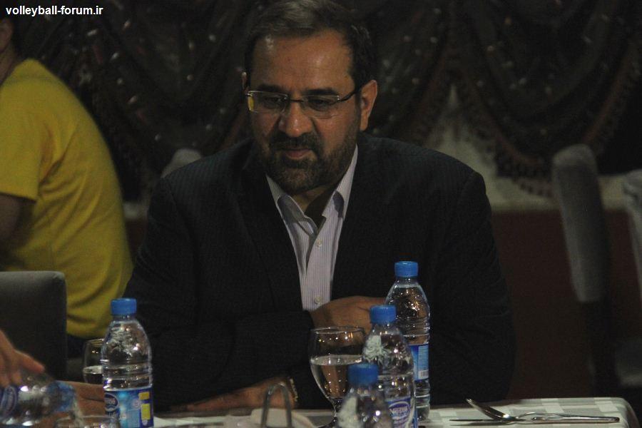 وزیر ورزش : والیبال ایران عنوان پدیده جهانی گرفت !
