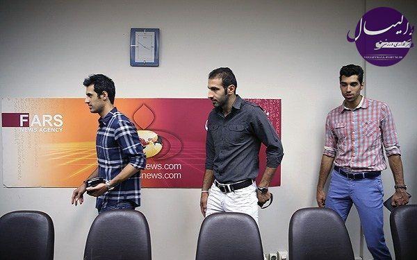 نشست بررسی عملکرد تیم ملی والیبال در لیگ جهانی با حضور سعید معروف،حمزه زرینی و محمد موسوی !