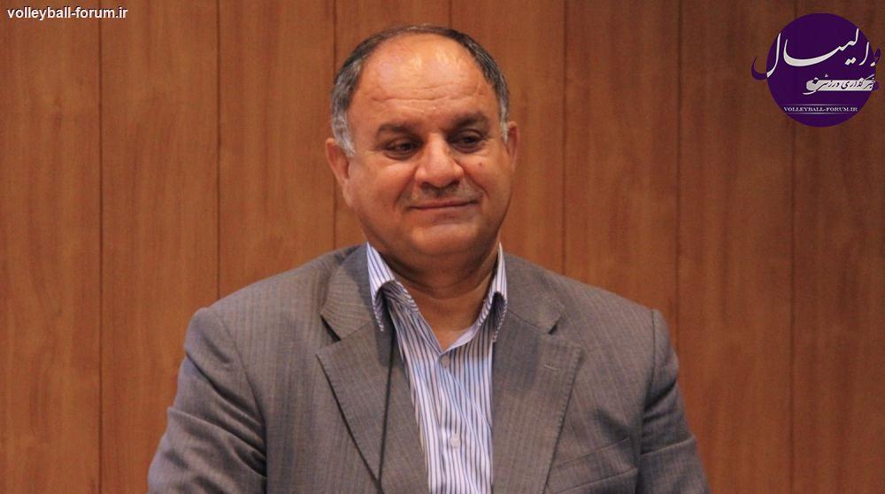 منوچهر پور حسن: اعلام آمادگی شفاهی فایده ای ندارد !
