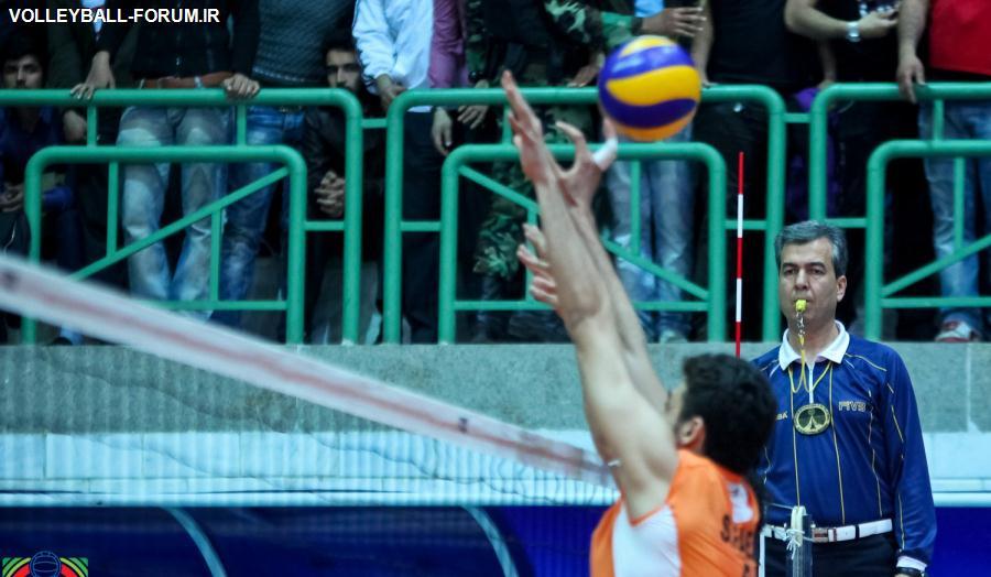 دعوت Fivb از ابراهیم فیروزی برای قضاوت در لیگ جهانی والیبال علاوه بر شاهمیری !