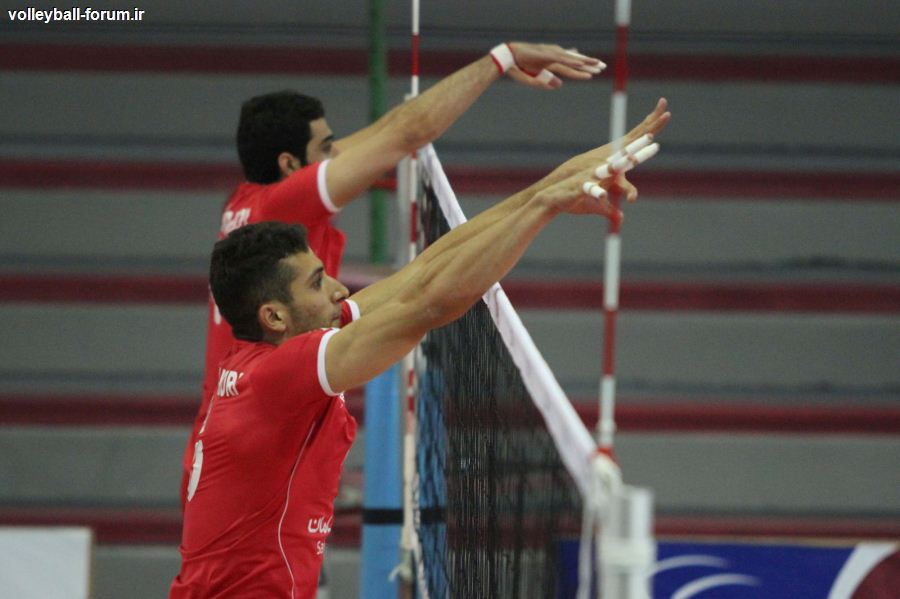 لیست 12 نفره تیم ملی والیبال ایران و تیم والیبال روسیه اعلام شد !