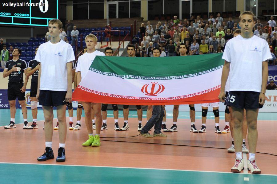 نتیجه ی زنده ی بازی دوم تیم ملی والیبال ایران و تیم ملی والیبال روسیه !