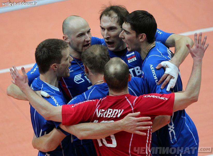 برنامه هفته اول رقابت های گروه A و B لیگ جهانی والیبال /رویارویی تیم ملی با روسیه متفاوت از المپیک !