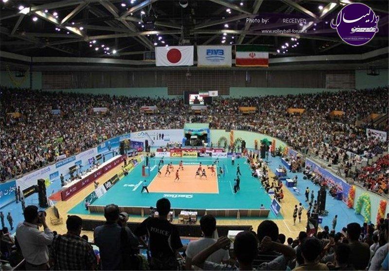 درخواست ایران، لهستان و آرژانتین برای میزبانی فینال لیگ جهانی والیبال
