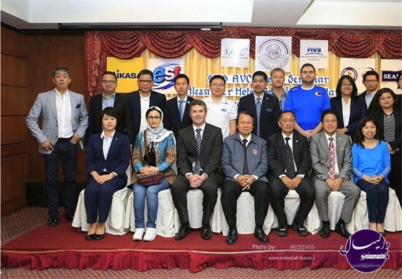 نخستین سمینار مطبوعاتی AVC برگزار شد