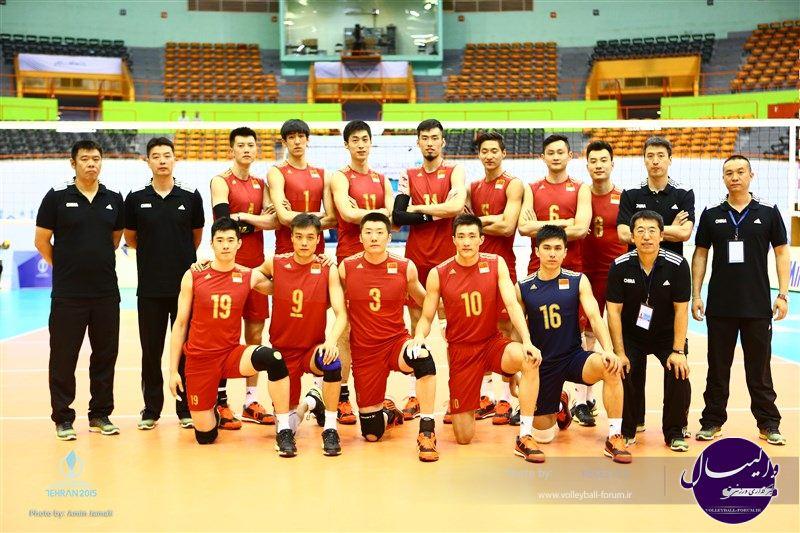 وقتی والیبال ایران الگوی پیشرفت می شود / تلاش چین برای الگو برداری از والیبال ایران