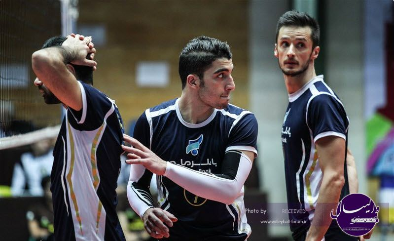 ژیگادلو: والیبال در ایران یک جنگ است