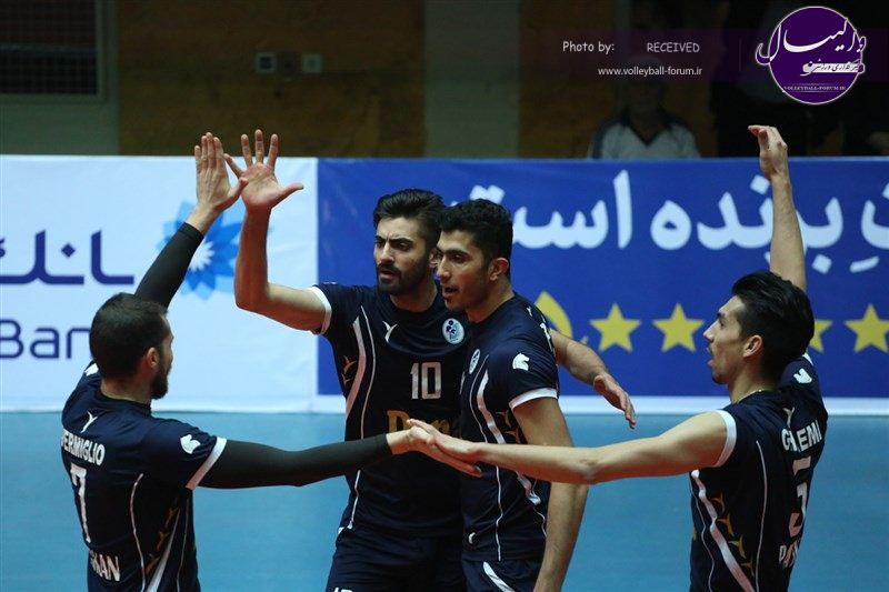 سیزدهمین پیروزی پیکان در لیگ برتر