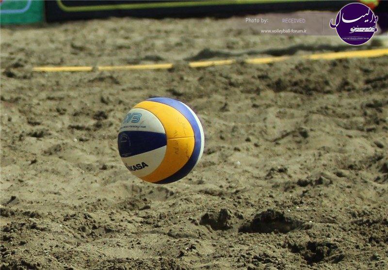 تور جهانی کیش؛ نوآوری فدراسیون جهانی در والیبال ساحلی