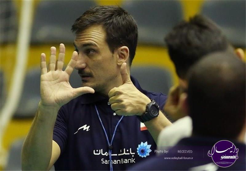 هفته دوم تمرینات تیم ملی والیبال «ب» آغاز شد